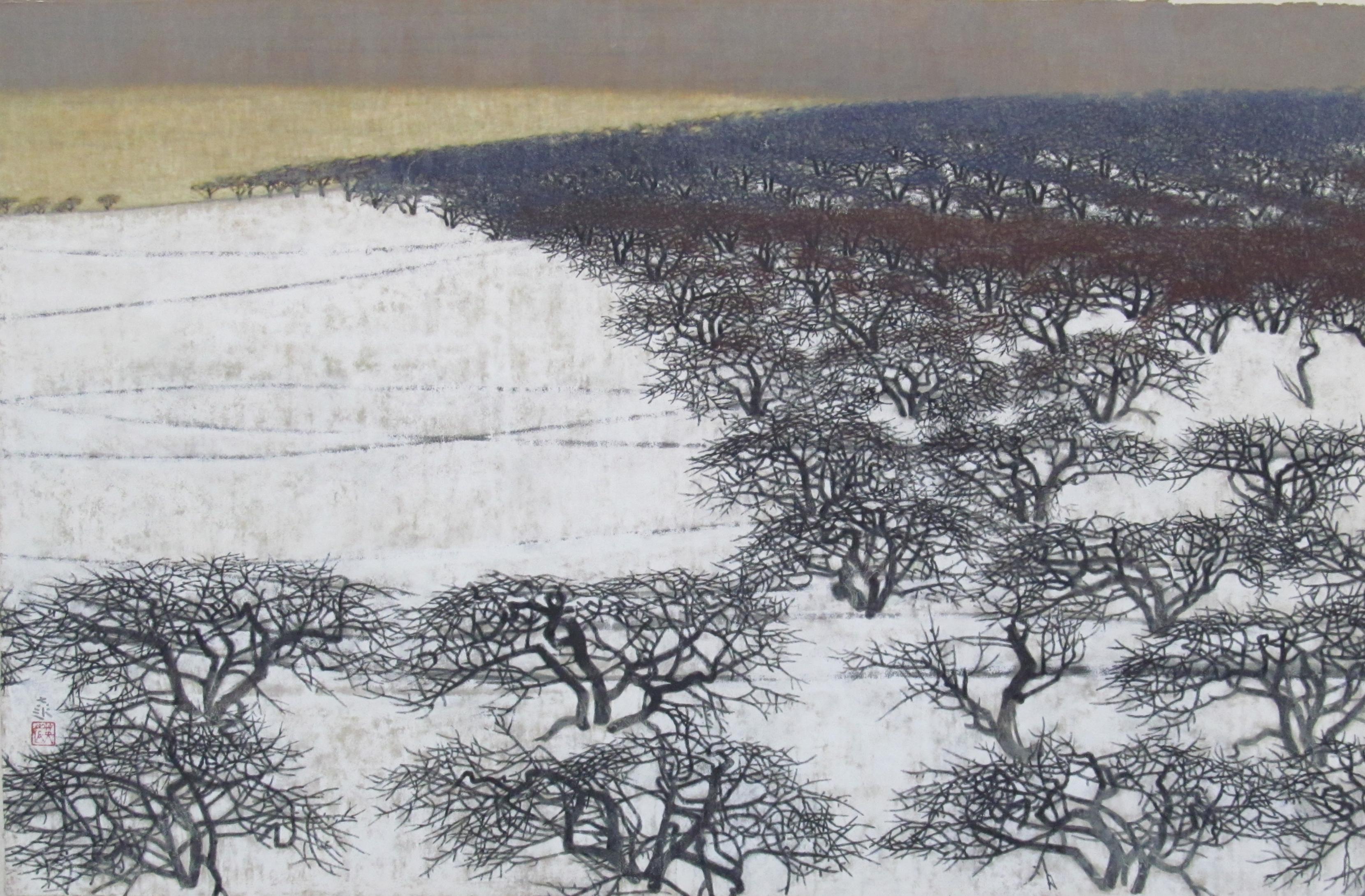 岩橋英遠 Iwahashi Eien | 西邑画廊 Yaesu Nishimura Gallery